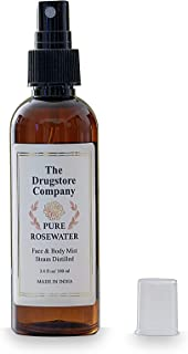 The Drugstore Company Pure Rose Water