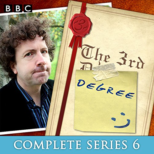 The 3rd Degree: Complete Series 6 audiobook cover art