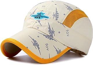 MZLIU Kids Boys Girls Sun Hat Light Weight Quick Drying Mesh Hat Baseball  Cap 2b4e9e5df38d