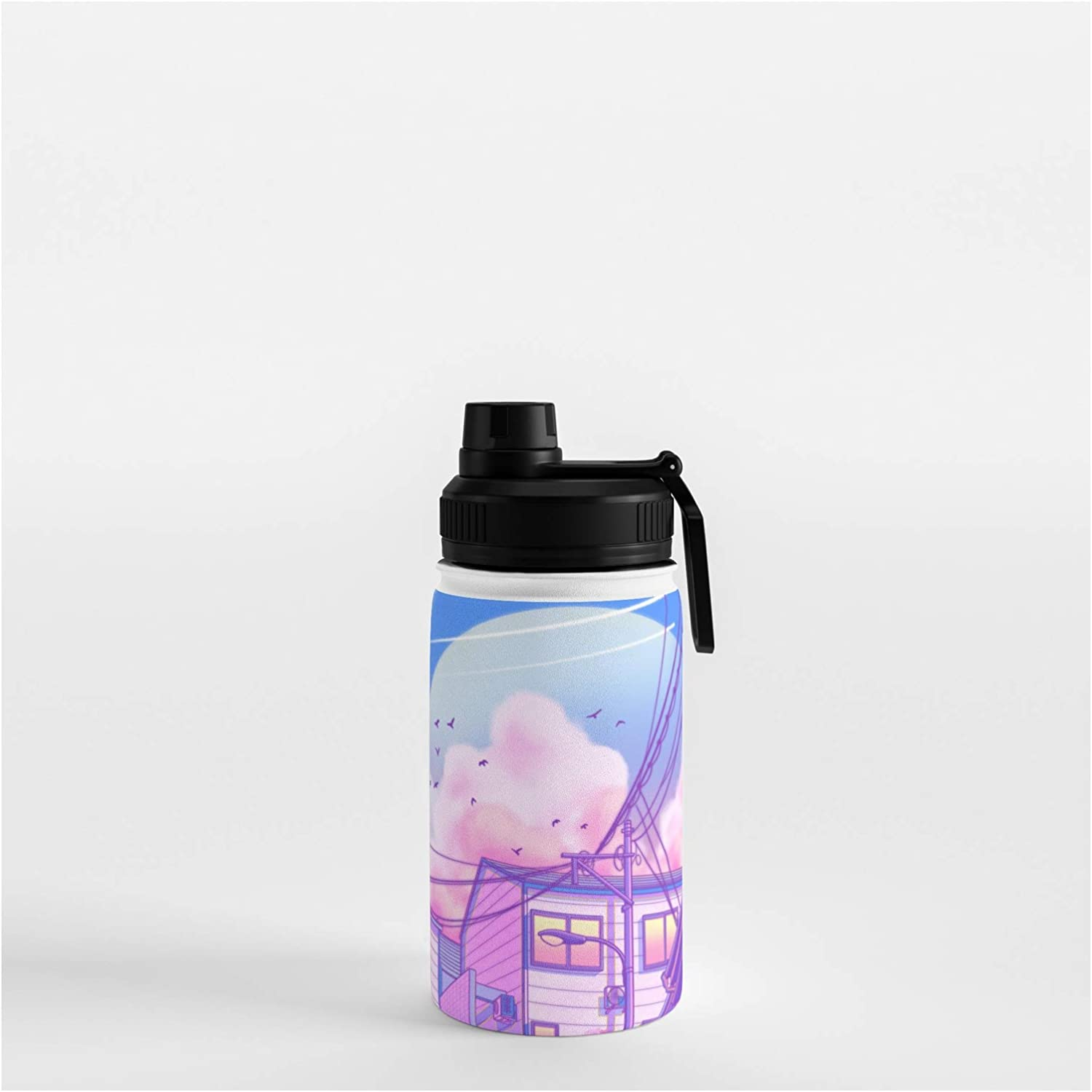 Society6 City Pop Tokyo 25% OFF by Surudenise on oz 35 - Bottle Water New color 12