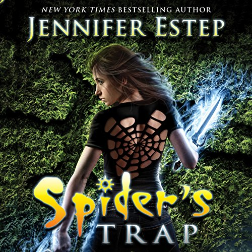 Spider's Trap audiobook cover art