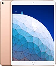 """Apple iPad Air 10.5"""" (2019 - 3rd Gen), Wi-Fi, 64GB, Gold [With Facetime]"""