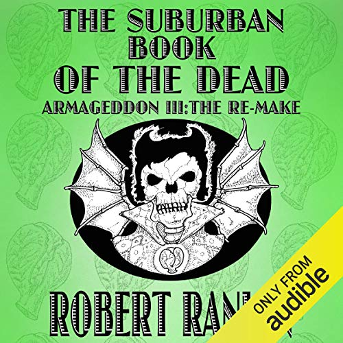 The Suburban Book of the Dead audiobook cover art