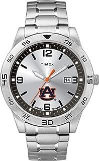 Timex Men's Auburn University Tigers Watch Citation Steel Watch