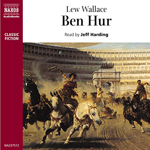 Ben Hur audiobook cover art