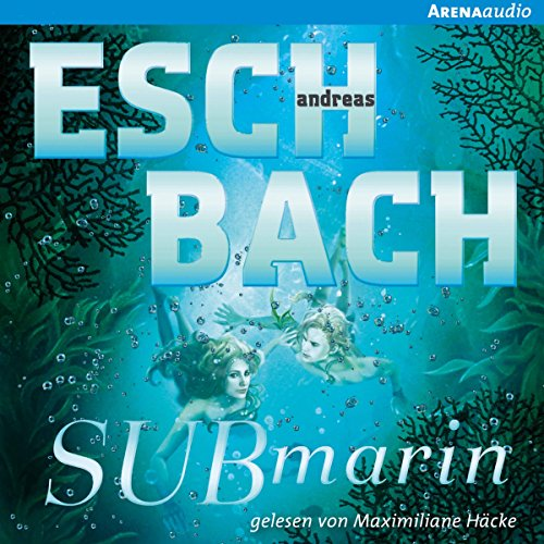 Submarin audiobook cover art