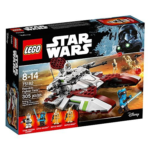 LEGO Star Wars Republic Fighter Tank...