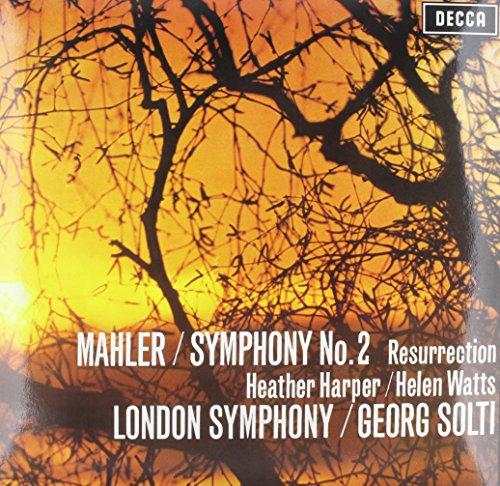 Mahler:Symphony No.2 [Vinyl LP]