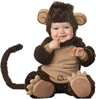 incharacter lil monkey costume