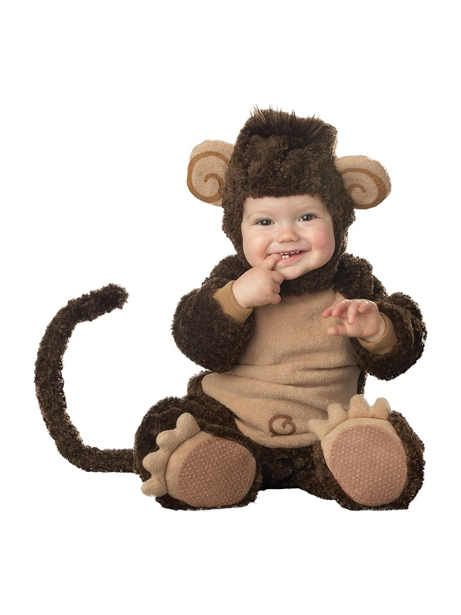 InCharacter Lil Lion Infant Costume