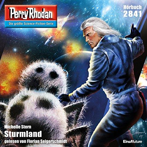 Sturmland (Perry Rhodan 2841) Titelbild