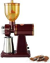 Precisie verstelbare elektrische koffiemolen Professionele braam koffieboon poeder slijpmachine Molen 8 fijn-grove maalgra...