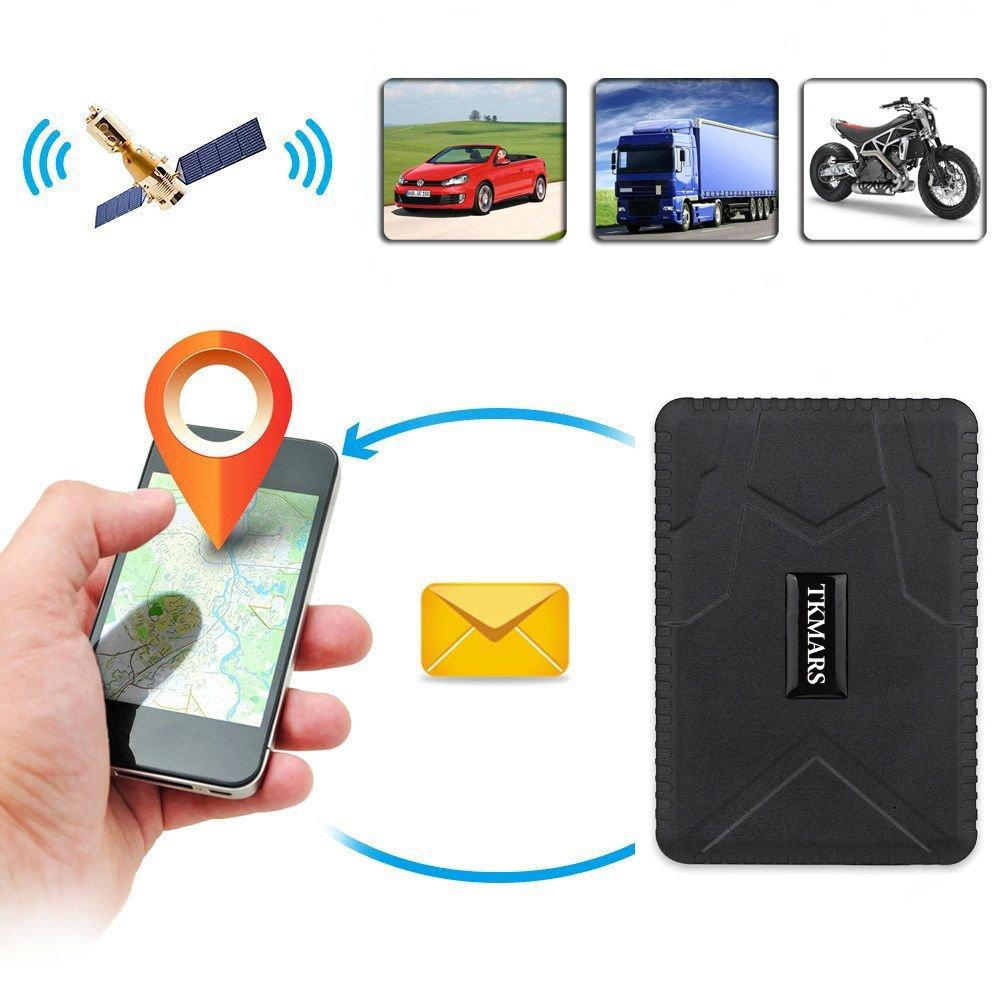 Hangang Rastreador GPS Magnético, 120 días Gps Tracker en Espera ...
