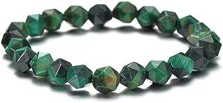 Zutty Vintage Nature Geometric Crystal Beaded Bracelet Couple Gifts Punk Style Tiger Eye Stone Bracelets & Bangles Jewelry for Men
