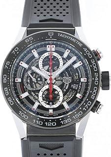 タグ・ホイヤー TAG HEUER カレラ キャリバー ホイヤー01 クロノグラフ CAR2A1Z.FT6044 中古 腕時計 メンズ (W186131) [並行輸入品]
