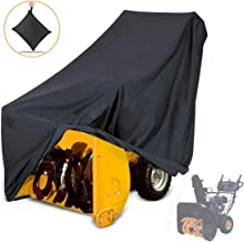 NASUM Snow Thrower Cover, Two-Stage Snow Blowers Cover, 50