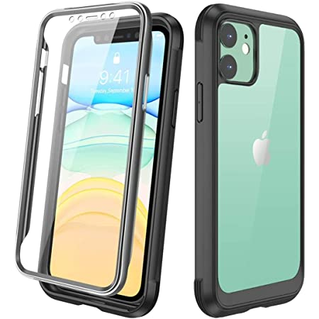 Diaclara Iphone 11 Hülle 360 Grad Bumper Case Elektronik