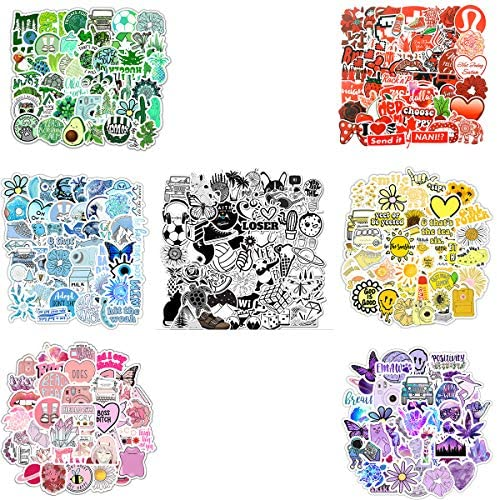 350 Stickers Random for Kids Teens Girls Adults Fresh and Girly Pink Sticker for Laptops Phones product image