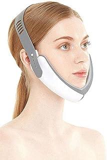 Face-Lifting Massager, LED Photon Licht Therapie V Face Massager Gezicht Lift Afslanken Dubbele Chin Reducer Anti-Aging Ri...