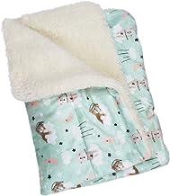 Klippo Dog/Puppy Luxurious Minky & Ultra-Plush Blanket ONE Size (Bedtime Bears)