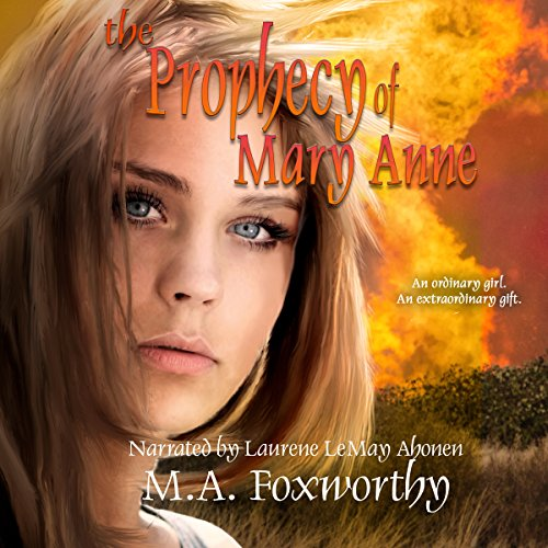 The Prophecy of Mary Anne audiobook cover art