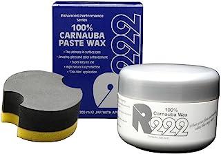 R222 100% Carnauba Paste Wax/Hartwachs 200ml