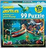 Spiel Spass - Puzzle 3D de 99 Piezas (18.9x18.9 cm)