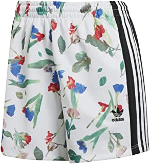 adidas Womens All Over Print Shorts Multicolor Shoes - ED4761