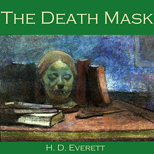 The Death Mask audiobook cover art