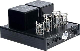 Amplificador Bluetothチューブアンプオーディオ 40Wx2 プロフェッショナルホームシアター NE10S 6F1*2+6P1X*2 HIFI ステレオパワーアンプ USB ヘッドフォンアンプ