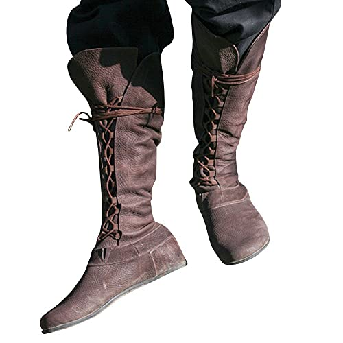 7c1c9e0aa7816 Medieval Boots: Amazon.com