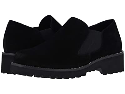 Vaneli Zivana (Black WP Suede/Black Elastic) Women