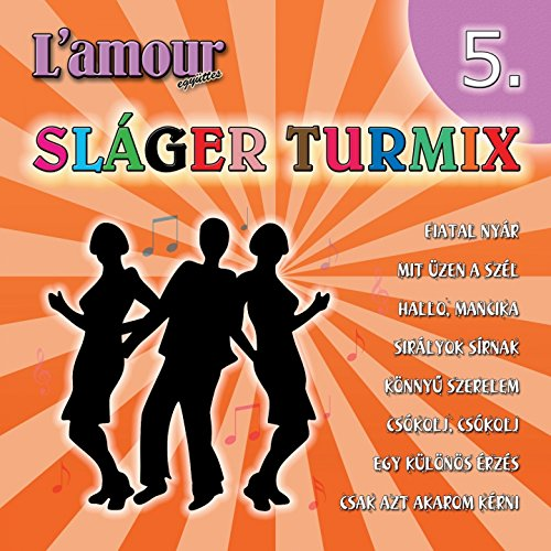 Sláger Turmix, Vol. 5