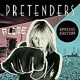 Songtexte von Pretenders - Alone