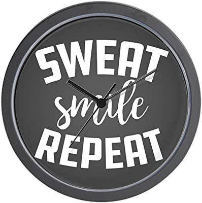 CafePress - Sweat Smile Repeat - Unique Decorative 10