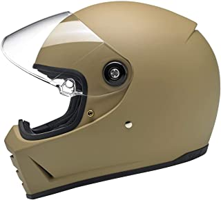 Biltwell Lane Splitter Helmet - Flat Coyote Tan - X-Large