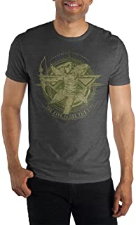 Green Arrow Quote You Have Failed This City Men's T-Shirt Tee Shirt