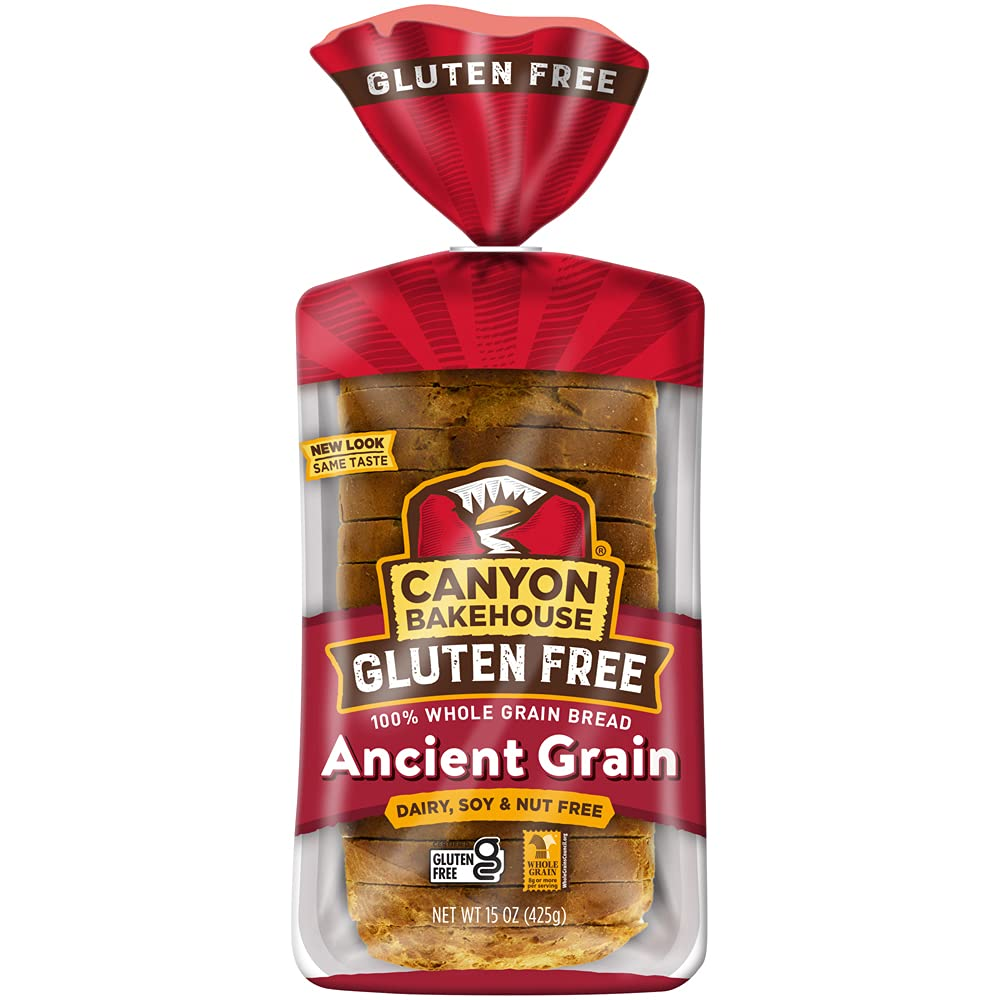 Canyon Bakehouse Ancient Grain 15 Bread Fort Worth Mall Oz Challenge the lowest price
