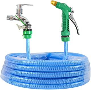 Lawn & Garden Watering Equipment,Garden Hose Spray Gun,Car Wash Water Gun, High Pressure Gun, Household Water Pipe, Garden...
