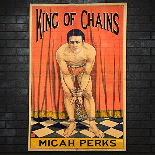 King of Chains audiobook cover art