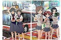 立川市 とある自治体の地域振興 クリアファイル 「立川バス」 とある魔術の禁書目録 とある科学の超電磁砲