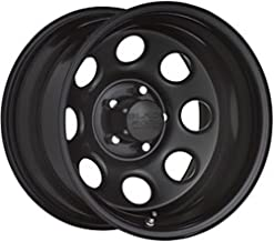 Black Rock 997B SOFT 8 Wheel with Matte (0 x 10. inches /6 x 120 mm, -25 mm Offset)