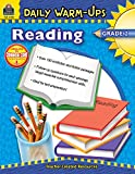 Daily Warm-Ups: Reading, Grade 2 from Teacher Created Resources