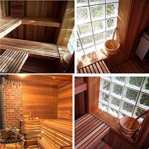Sauna Bucket and Ladle Kit