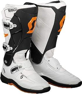 Scott SCO Boot MX 550 EU41/US9 White/Orange preisvergleich preisvergleich bei bike-lab.eu