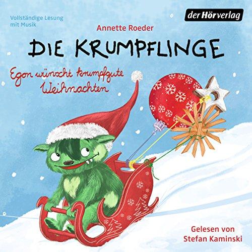 Egon wünscht krumpfgute Weihnachten (Die Krumpflinge 7) Titelbild