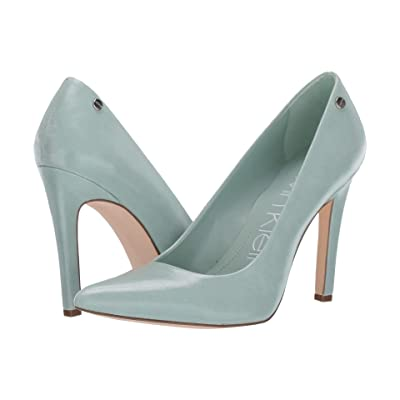 Calvin Klein Brady (Celadon) High Heels