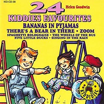 24 Kiddies Favourites