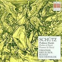 Heinrich Sch眉tz: Psalms Of David by Sch眉tz (1994-06-28)