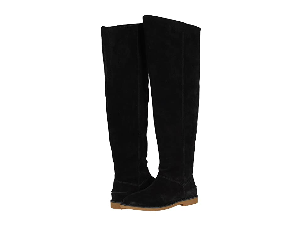 UGG Loma Over the Knee Boot (Black) Women